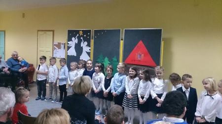Występy dzieci z grupy
