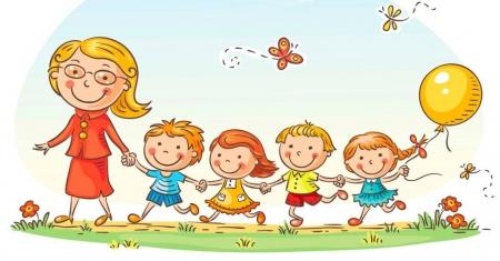 Informacje dla Rodziców 4 i 5 latków