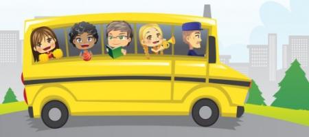 Zmiany godzin odjazdu autobusu szkolnego i przerw obiadowych