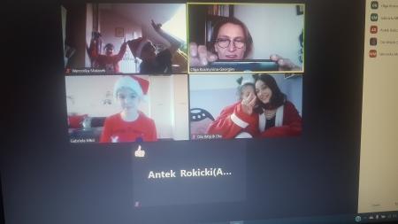 Mikołaj nas widział :-)