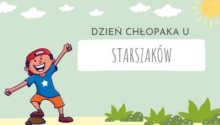 Dzień Chłopaka u Starszaków.