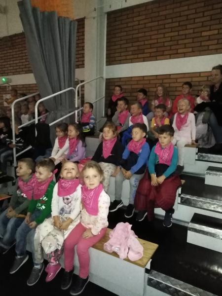5latki: Wyjście na teatrzyk